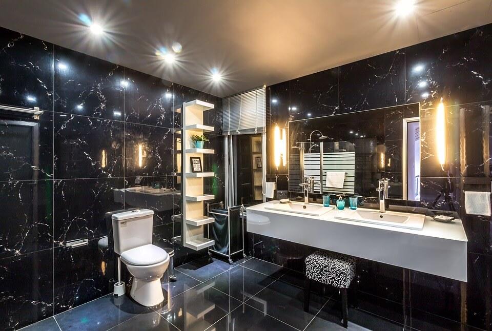 piękna łazienka w lublinie